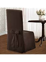Shop Amazoncom Dining Chair Slipcovers - Covers for dining room chairs