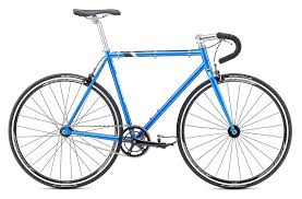 Fuji Comfort Bicycles Fuji Track Fixed Gear Bike 2018 City Grounds