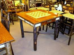 Outdoor Checker Table Made From Dining Tables End Tables Owls Rustics