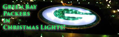 green bay packers lights green bay packers lights in hillsboro skeye studios