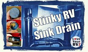 Kitchen Sink Odor Removal by Bad Smell Coming From Under The Rv Sink