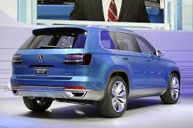 volkswagen suv 3 rows volkswagen reveals their 7 seat suv kind of volkswagen