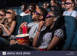 Beautiful Movies by Chilling At The Movies Beautiful African Woman In 3d Glasses