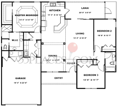 Florida Home Floor Plans Palm Beach Floorplan 1761 Sq Ft The Villages 55places Com