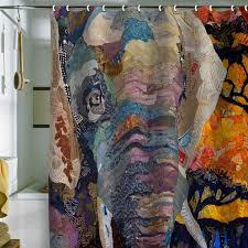 Deny Shower Curtains Elephant Shower Curtain Decoration U2014 Scheduleaplane Interior