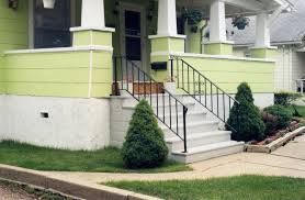 Garden Wall Railings by How To Add Railings For Steps U2014 Home Ideas Collection