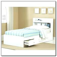 twin bed with drawers and bookcase headboard head board twin bed bedroom queen storage with bookcase headboard