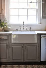 marble kitchen sink review dear lillie darker gray cabinets and our marble review ideas for