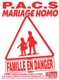 mariage pacs pacs et mariage même combat