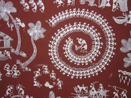Warli Art Simple Designs The Ancient Indian Folk Art Tradition Of Warli