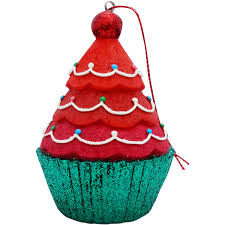 colorful cupcake christmas tree ornaments you u0027ll love unique
