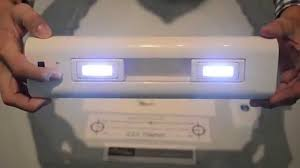 Wireless Under Cabinet Lighting by Led Battery Operated Ultra Bright Under Cabinet Light With Sliding
