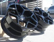 black camaro with black rims 19 chevorlet camaro z28 black wheels rims original oem 19x11