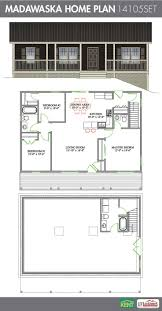 Open Concept Home Plans 27 Best Bungalow Home Plans Images On Pinterest Home Builder