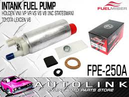 electric fuel pump kit to suit holden commodore vn vp vr vs v6 v8