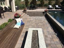 ocean pavers patio pavers installation and concrete design ideas