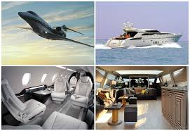 Luxury Private Jets Private Jets Meet Their Superyacht Match Privatefly Blog