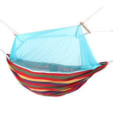 outdoor portable swing hammock camp patio yard hanging tree bed