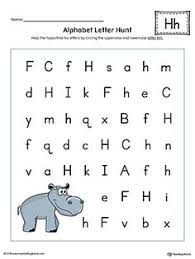 alphabet letter hunt letter b worksheet letter b worksheets
