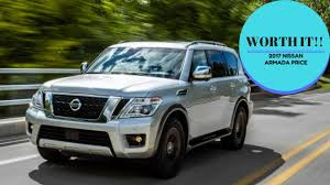 new nissan armada 2017 price 2017 nissan armada price nearly 19 000 less expensive than the