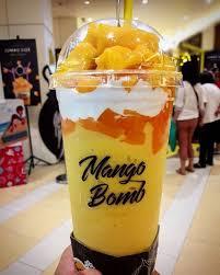 Mango Bomb galeri foto makanan dan suasana di mango bomb muara karang oleh