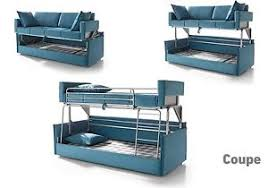 Sleeper Beds With Sofa Coupe Sofa Sleeper Bunk Bed Convertable Modern Contemporary Futon