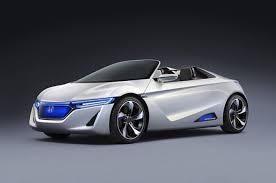 electric sports cars honda unveils latest in electric sports cars eco news