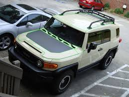 Fj Cruiser Roof Rack Oem by Custom White Toyota Fj Cruiser Toyota Fj Pinterest Fj