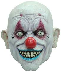 scary clown halloween mask creepy clown mask u2013 festival collections