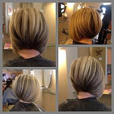 bob hairstyle cut wedged in back inverted bob hairstyle back view best of layered inverted bob