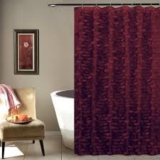 burgundy shower curtain full size of shower curtains walmart
