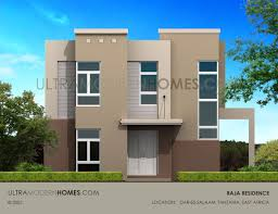 contemporary home plan in dar es salaam tanzania africa