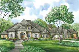 luxury house plans home design 8596
