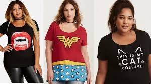 10 plus size halloween themed t shirts u2013 estrella fashion report