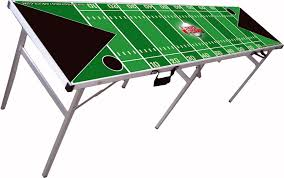 Pro Pong Beer Pong Tables Just In Time For Football Season - Beer pong table designs