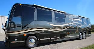 2004 prevost featherlite h3 45 ds king bed panterra coach