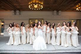 and white bridesmaid dresses bridesmaid dresses for winter weddings inside weddings
