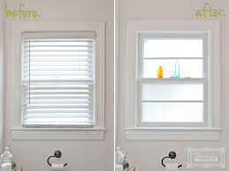 bathroom window treatments ideas interior frosted glass bathroom window vintage industrial kitchen