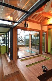 korean inspired house design korean style hanok wooden asian home