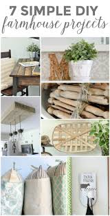 simple farmhouse projects place of my taste
