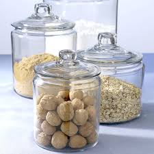 what to put in kitchen canisters do these apothecary jars gasket seals them air tight