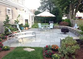 Irregular Stone Patio Paving Stone Ideas Patio U0026 Walkway Designs Designing Idea