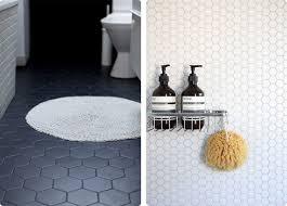 shape up with hexagon tiles waxman ceramics