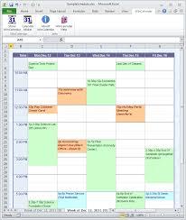 yearly calendar 2018 calendar template excel