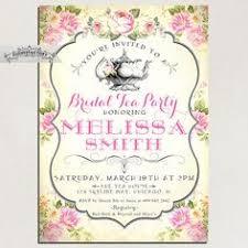 free printable bridal shower tea party invitations tea party invitation templates to print free printable tea party