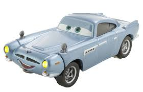 fin mcmissile cars 2 1 55 lights and sounds finn mcmissile vehicle