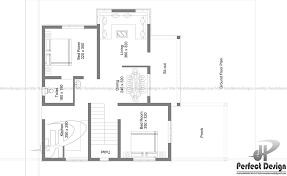 Home Layout 925 Sq Ft Modern Home Design U2013 Kerala Home Design