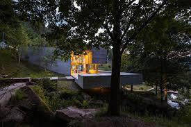 steep slope house plans gerês house carvalho araújo arch2o com