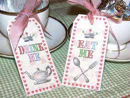mad hatter tea party labels party ideas pinterest mad