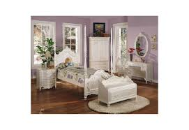 Kids Bedroom Furniture Collections 01000 Acme Kids Bedroom Set Post Bed Pearl Collection